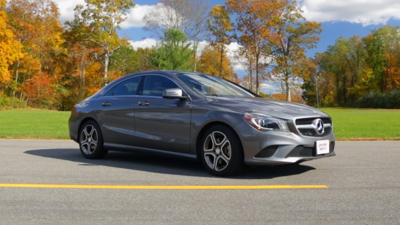 2014 mercedes benz cla250 first drive consumer reports for Mercedes benz of arrowhead reviews