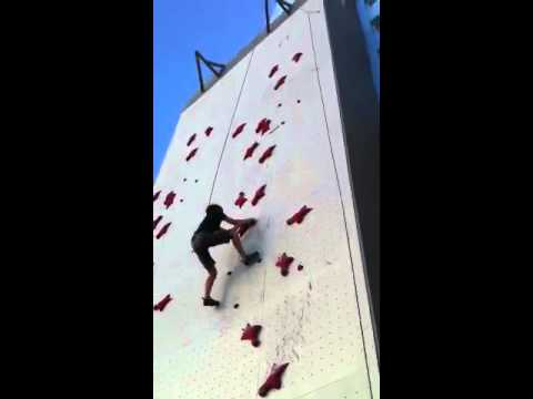 Speed Climbing In Reno Youtube