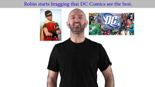 Robin, Captain America and AZ governor Doug Ducey walk into a bar...