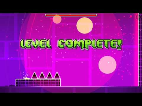 Geometry Dash (Levels 1 2 3 4 5 6 7 8 9 10 11)