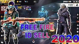 (free fire ID sell 2020 low price season 2 Elite pass) (all rair item and permanently fire m 1040)