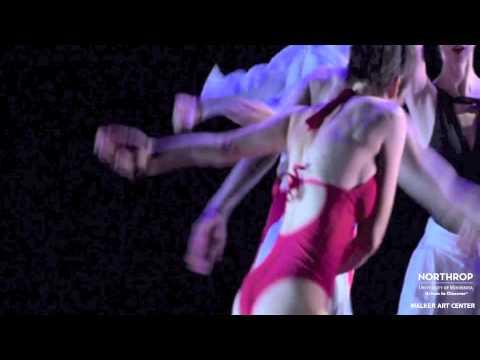 Northrop and Walker Art Center Present Trisha Brown Dance Company: Proscenium Works 1979-2011