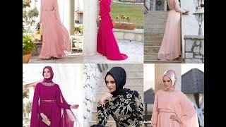 Alvina 2016 Yaz Abiye Elbise Modelleri Tesettür Nişanlık Mezuniyet Elbiseleri