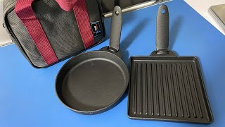 Solo Camping Personal Cąst Iron Pan. Is it suitable for you?