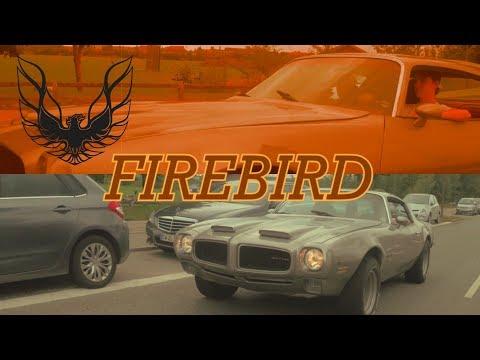 Pontiac Firebird 1970 In Copenhagen's Streets | Short Film