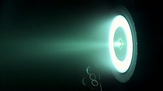 This Thruster can Propel a Spacecraft Almost Indefinitely
