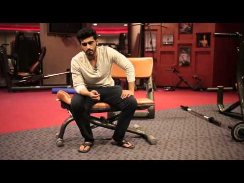Arjun Kapoor tells us all aboout what supplements he takes