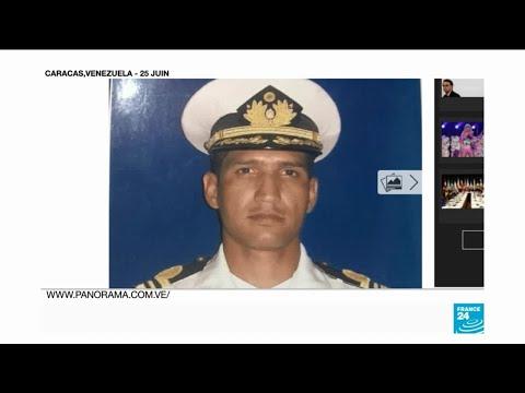 Death of Rafael Acosta lead to high tensions in Venezuela