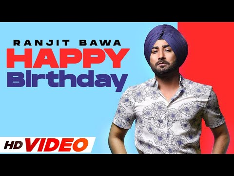 Birthday Wish | Ranjit Bawa | Birthday Special | Latest Punjabi Songs 2021 | Speed Records