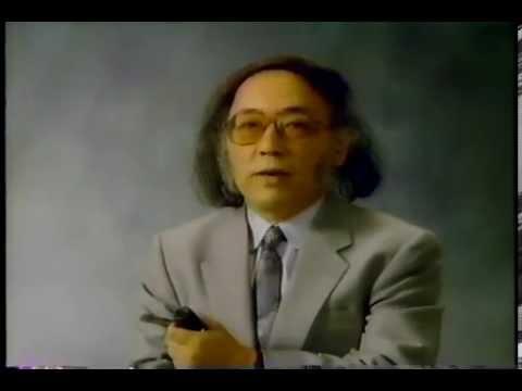 竹村健一 1995年CM 関西電力竹村健一