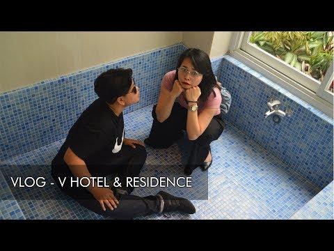 HOTEL BANDUNG - VLOG V HOTEL & RESIDENCE BANDUNG