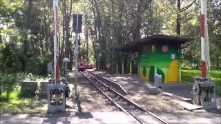 "Pakeisenbahn ""Peißnitzexpress"" Halle Saale"
