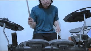 Dewa 19 Dua Sejoli Drum Cover