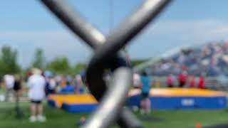 Ella brown Pole Vault Sections 2021 9'3 Wayzata Highschool