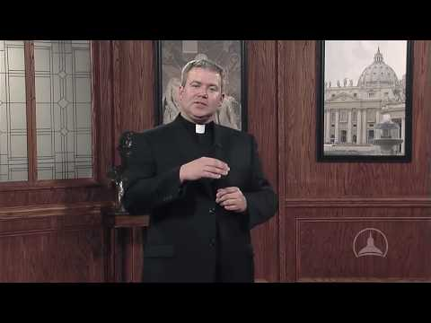 A Tour of St. Peter's Square and Basilica - Fr. Jeffrey Kirby, S.T.L. (Sample)
