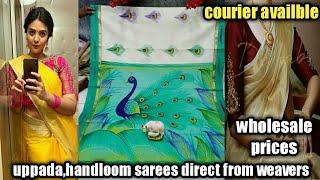 semisilk sarees,cotton printed sarees,mahanati pattusarees collections with wholesale prices,contact