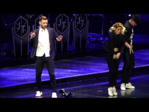 My Love-Justin Timberlake @ ACC Toronto