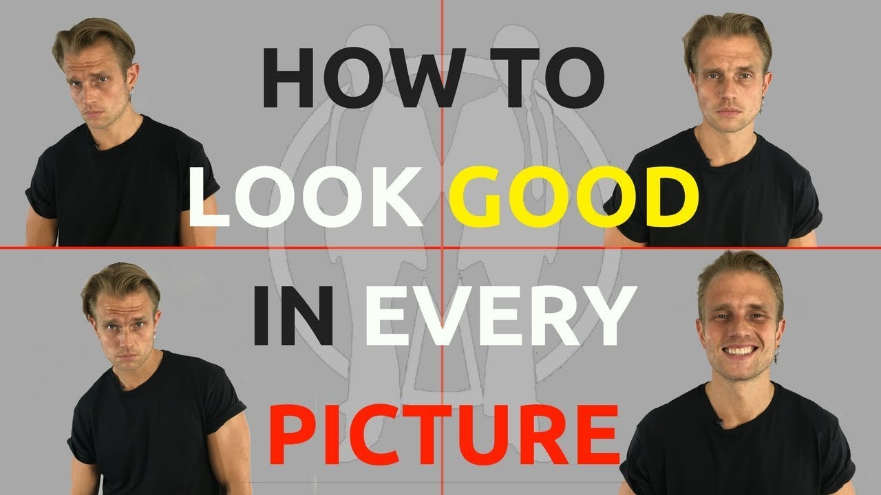 model poses how to look good in photos look photogenic in