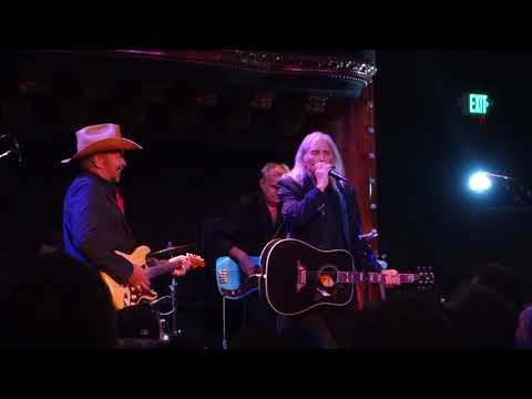 Marie Marie & Down by the Riverside - Dave Alvin & Jimmie Dale Gilmore at GAMH - July 27, 2018