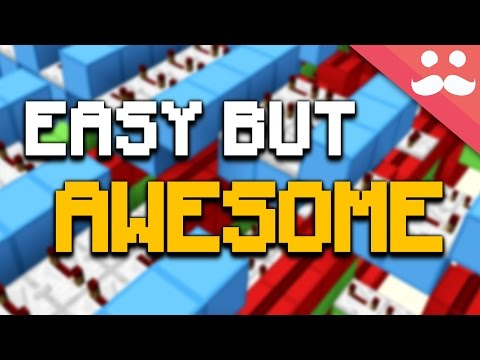 5 Simple but AWESOME Redstone Builds!