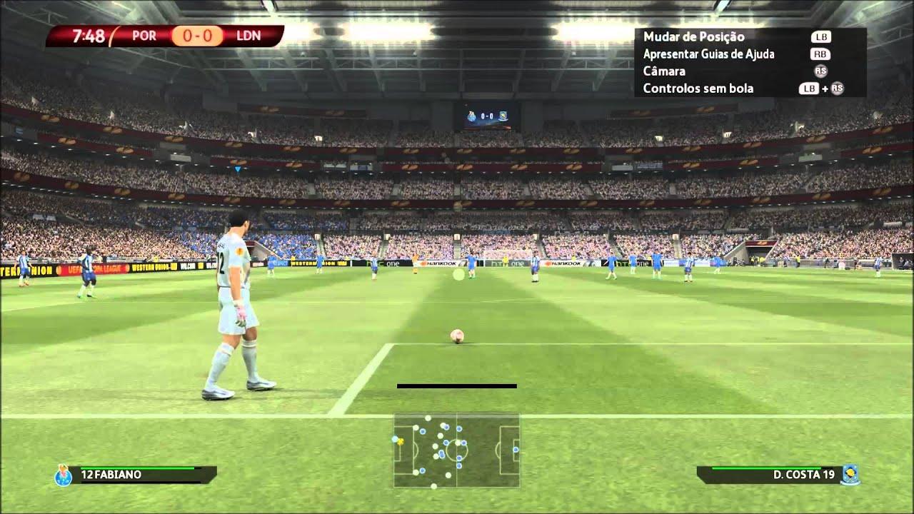 FC Porto VS Chelsea PES 2015 - YouTube