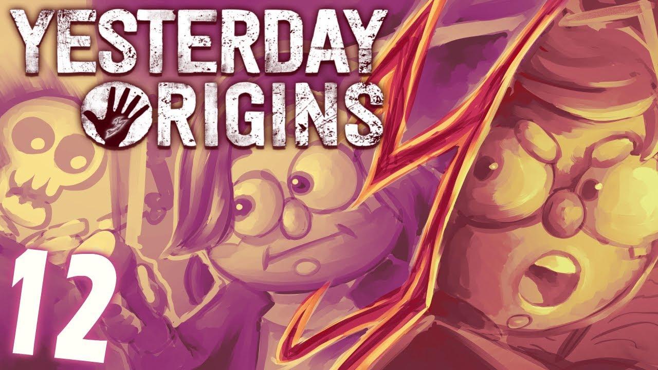 Yesterday Origins - Part 12 - Skeleton Jokes