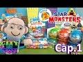 Star Monsters Serie 2 de Magic Box Toys cap.1 en City Toy