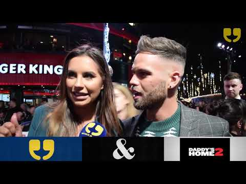 Jessica Shears, Dom Lever - Daddy's Home 2 UK Film Premiere by WinkBall