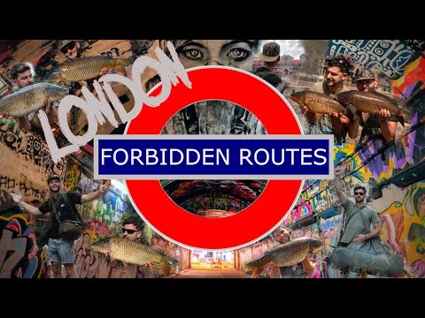 FORBIDDEN ROUTES LONDON ***** CARP FISHING *****