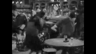 Pop Goes the Weasel+Mysterious Mr Moto 1938- Pelea - Lutte - Fight