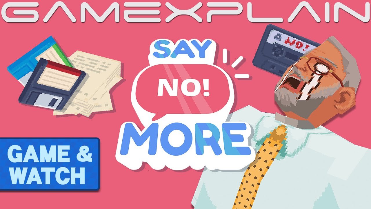 Download Say No! More PREVIEW - Game & Watch (PC, Switch)