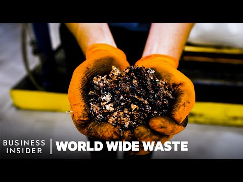 Electric Car Batteries Can Explode. Here's How To Recycle Them Safely | World Wide Waste