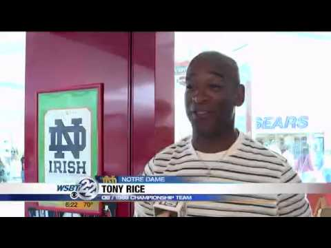 Legend Tony Rice optimistic about Irish in 2015 under Malik