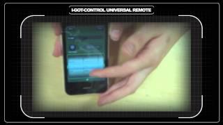 AccessoryGeeks.com Reviews the I-Got-Control Universal Remote