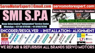 SMI SPA SML Motor Distributor Service Center Dealer in Stock buy Dubai stock Encoder Resolver India