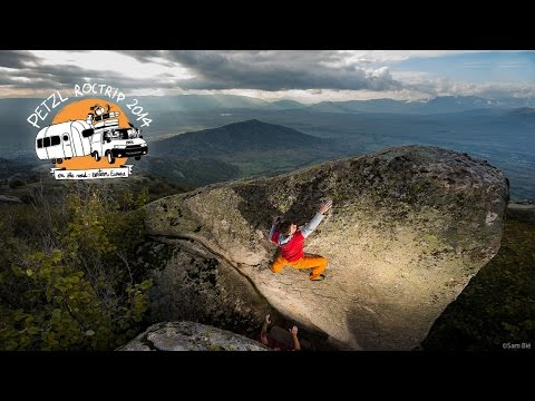 Petzl RocTrip 2014 #Ep3 - Prilep, Republic of Macedonia