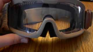 Lancer Tactical Goggles Review