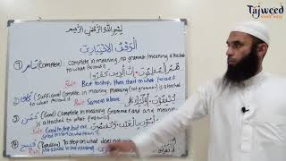 INCASE YOU MISSED IT! - Theory Lesson 30 - Al Waqf