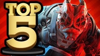 BEST VIDEO GAME DLC (Top 5 Friday)