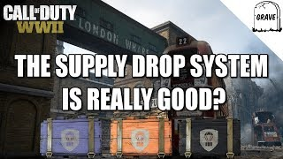 Call of Duty WW2: The Supply Drop System Is Good?