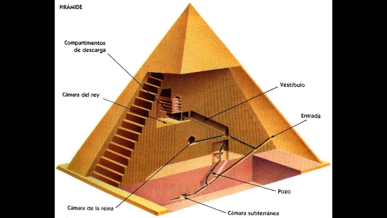 El fant stico dise o interno de la gran pir mide youtube for Interior de una piramide