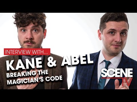 Kane and Abel - Adelaide Fringe 2018