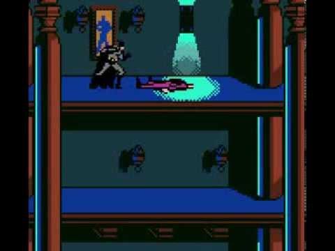 Game Boy Color Longplay [055] Batman: Chaos In Gotham