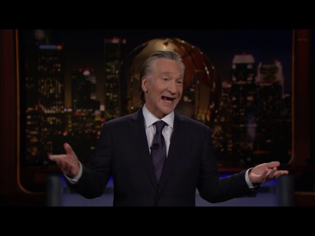 Monologue: Happy Corona-versary! | Real Time with Bill Maher (HBO)
