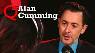 "Alan Cumming brings ""Not My Father"