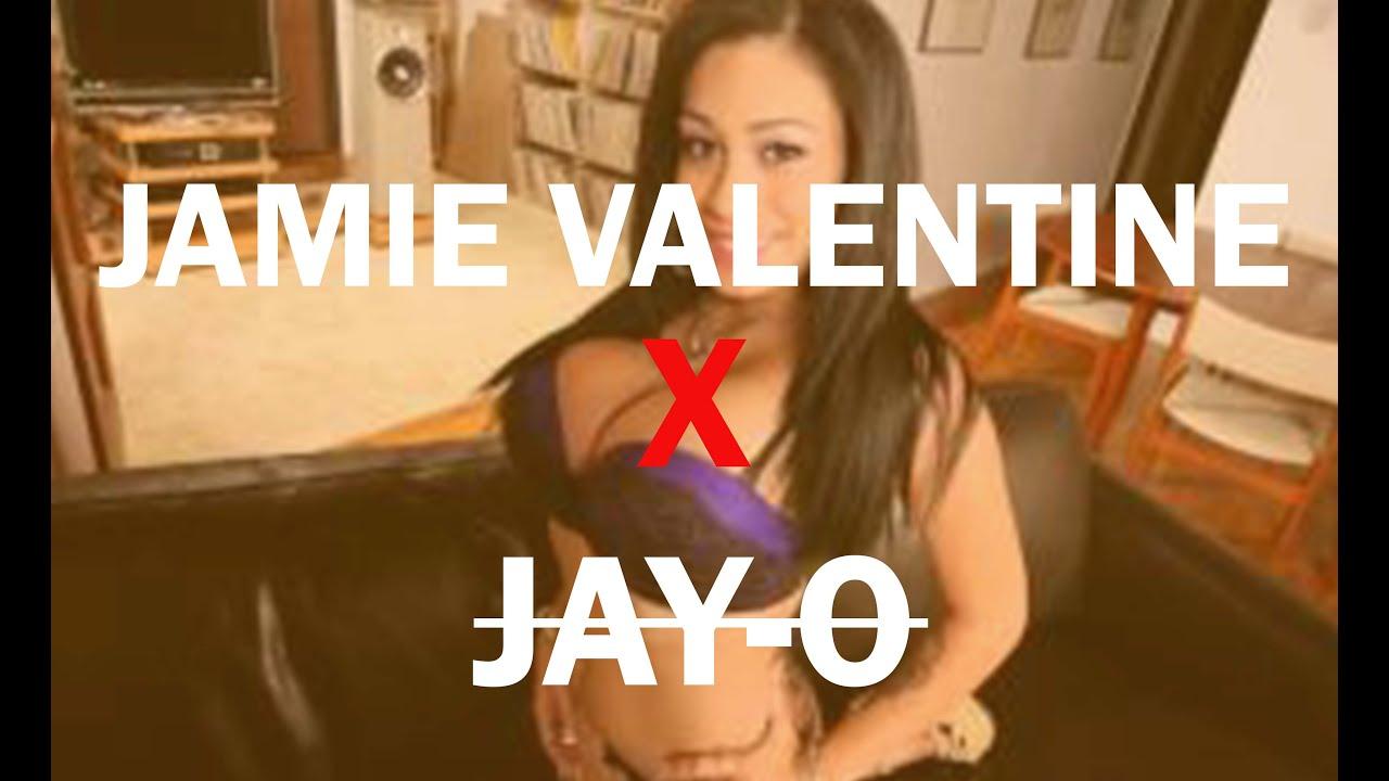 Üppige Hausfrau Jamie Valentine bekommt Ihre Schlitz rammte hart und nimmt eine große cum-Last