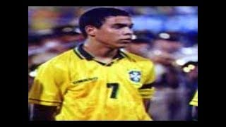 17 Years Old Ronaldo Debut with Brazil ( vs Iceland 1994 )