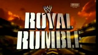 WWE Royal Rumble 2012 Theme Song (Dark Horses) by Switchfood (Guillermo Heredia)