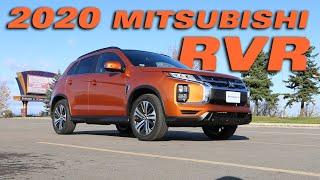 2020 Mitsubishi RVR - Test Drive