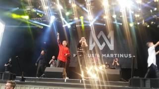 Marcus and Martinus feat Katastrofe - Elektrisk @ Gröna Lund